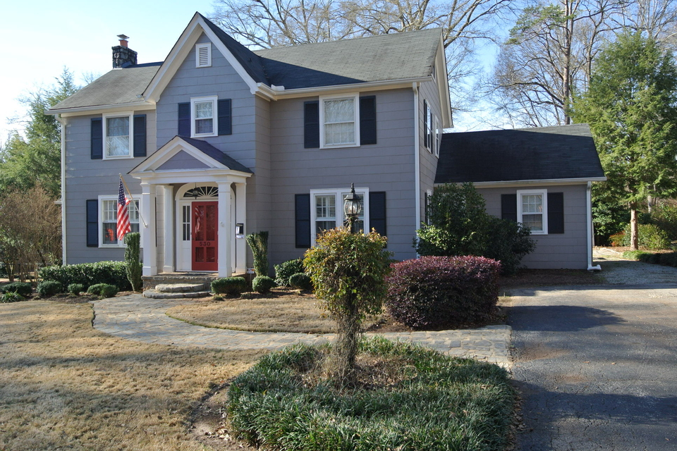 Front of House - Connecticut Avenue - Converse Heights